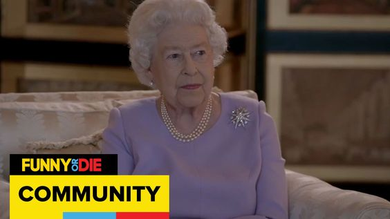 Yes it's funny: The Queen Responds To Brexit - BREAKING NEWS