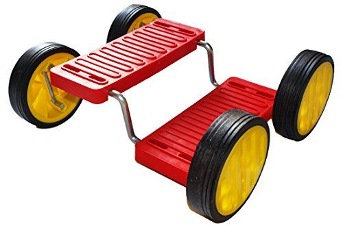 Pedal Go AKA Step Fun (RED) by Flames 'N Games: Pedal Go (aka Step Fun) – RED;Pedal Go is an easy to learn and safe balancing prop which…