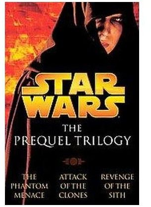 Star Wars the Prequel Trilogy : The Phantom Menace/Attack of the Clones/Revenge of the Sith (Media