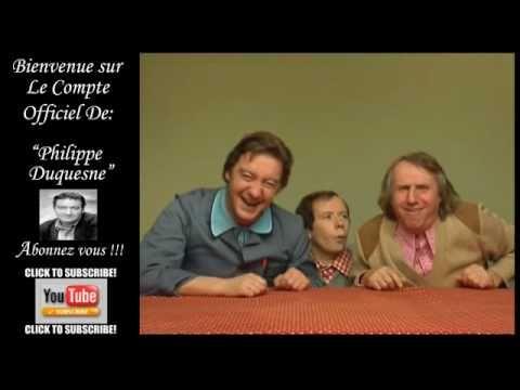Philippe Duquesne Les Deschiens.Merci Parrain pour la Fête foraine - YouTube
