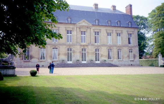 1990 Château de Boury en Vexin