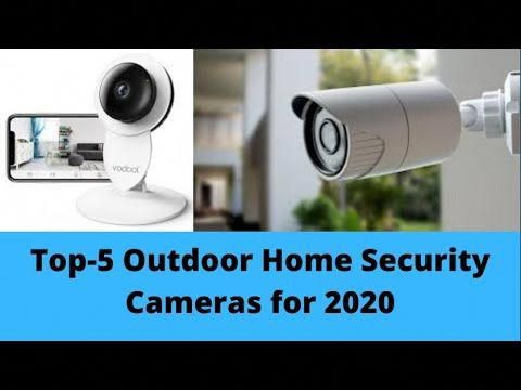 5 Best Cheap Outdoor Security Cameras In 2020 Securitycameras Homesecuritysystems Home Outdoor Security Camera Outdoor Home Security Cameras Security Camera