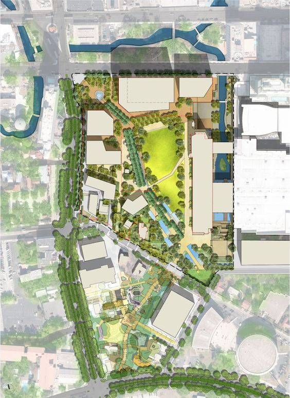 Final design for HemisFair's civic park unveiled