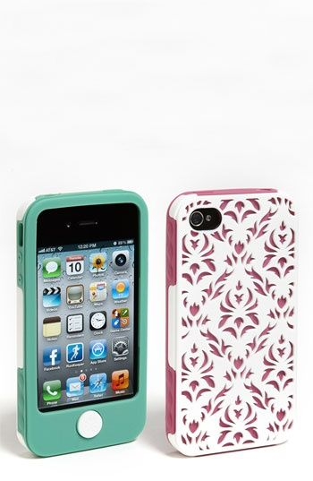 Tech Candy Venice iPhone 4  4S Three Piece Case Set available at Nordstrom eye-candy