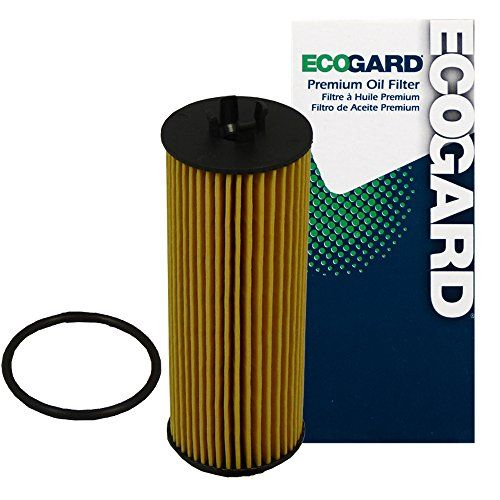 Ecogard X6135 Cartridge Engine Oil Filter For Conventional Oil Premium Replacement Fits Dodge Grand Caravan Charger Journey Durango Cha Grand Caravan Jeep Wrangler Oil Filter