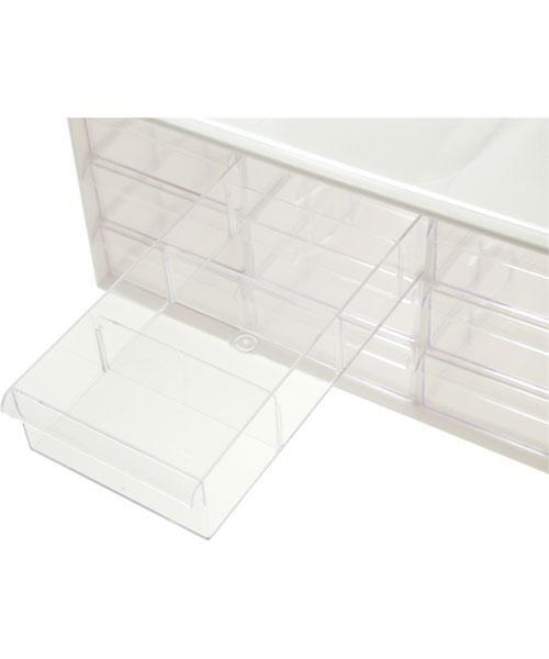 ニトリ レターケース9個引き出し オールホワイト 通販 ニトリ インテリア 家具 レターケース