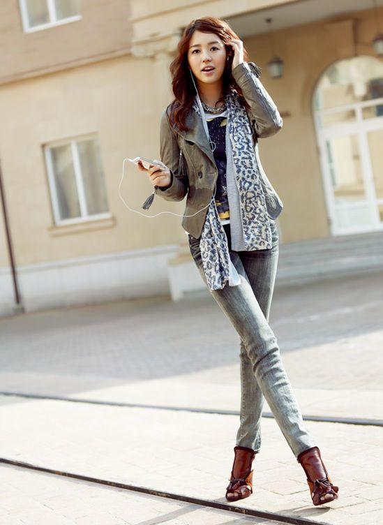 Yoon Eun Hye Kdrama And Khaki Jacket On Pinterest