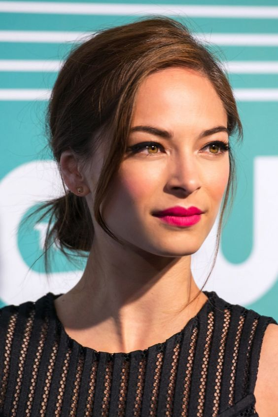 Kristin Kreuk make up