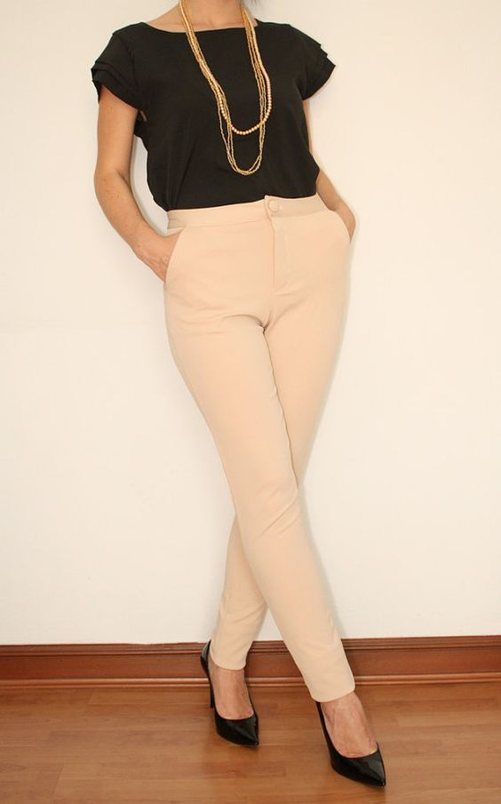 Find great deals on eBay for beige pants womens. Shop with confidence.