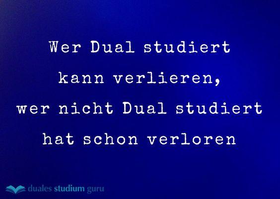 Ein #duales_Studium zahlt sich aus. Duale Studenten wissen warum. :-)