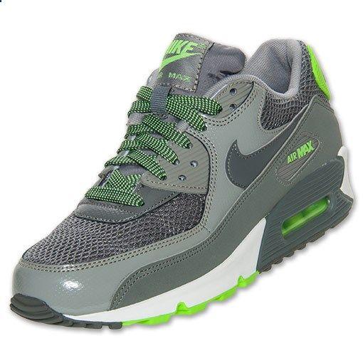 Women's Nike Air Max 90 Running Shoes Mercury