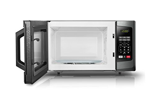 Microwave Oven With Sound On Off Eco Mode And Led Lighting Microwave Microwave Oven Built In Dishwasher