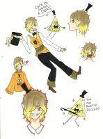 human Bill by AnimePandaKawaii