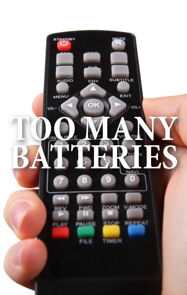 Ellen talked about how she discovered she had a room full of batteries. http://www.recapo.com/ellen-degeneres-show/ellen-jokes/ellen-lucy-hale-guest-dj-room-full-batteries-drag-queen-names/