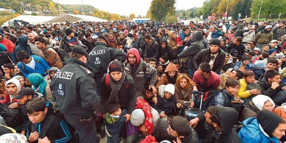 Schnauze voll: Flüchtlinge fliehen in die Heimat