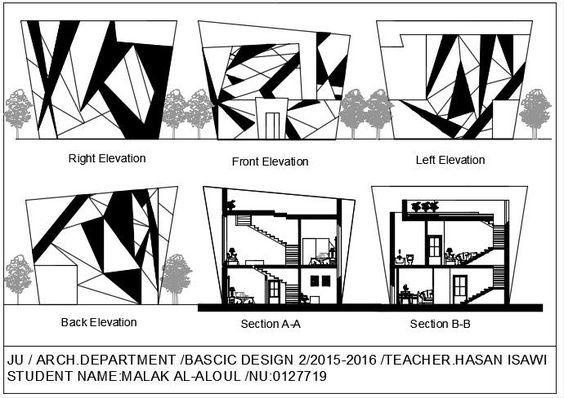 Malak Al-Aloul‎Basic-design-2-estate-2016: