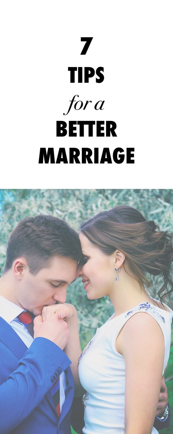 Love Upgrade: 7 Tips For A More Satisfying Marriage