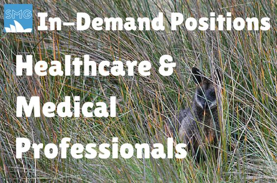 Healthcare and Medical Professionals are in high demand in Australia.