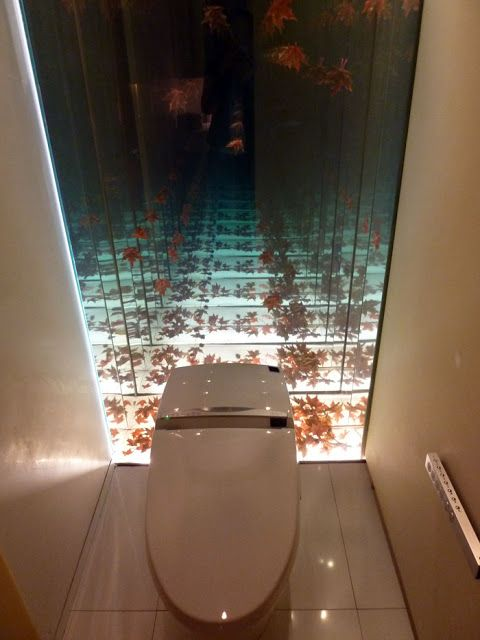 Infinity mirror infinity and mirror on pinterest for Bathroom n toilet design
