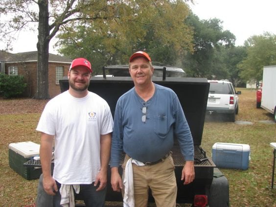 Our great friends with K-Con fried and smoked turkeys all morning and afternoon Monday, Nov. 24 in preparation for the annual #Thanksgiving feast they host for our youth and staff! Oh did we also mention that they took over the kitchen and cooked up all the sides as well!