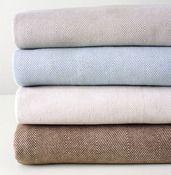 Harry Herringbone blanket.