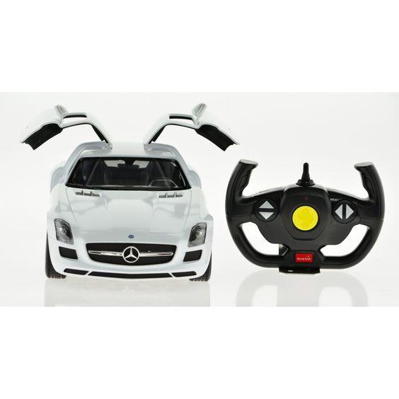 Rastar 1:14 Mercedes-Benz SLS AMG 2.4 GHz Remote Control Car