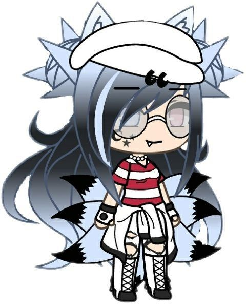 Gacha Life Anime Wolf Girl Cute Anime Character Cute Cartoon Girl