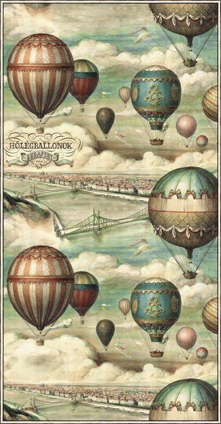 Imprimolandia: Estampados de globos Balloon pattern