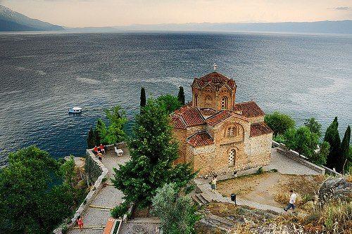 Beautiful Old Home Overlooking Lake Ohrid, Macedonia