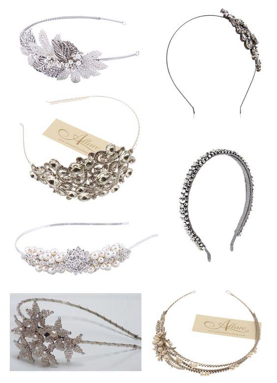 Wedding Trend: Bridal Hairbands | weddingsonline