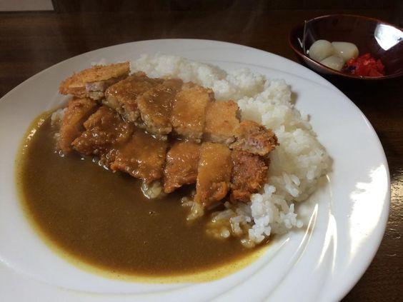 カツカレー岡本スペシャル