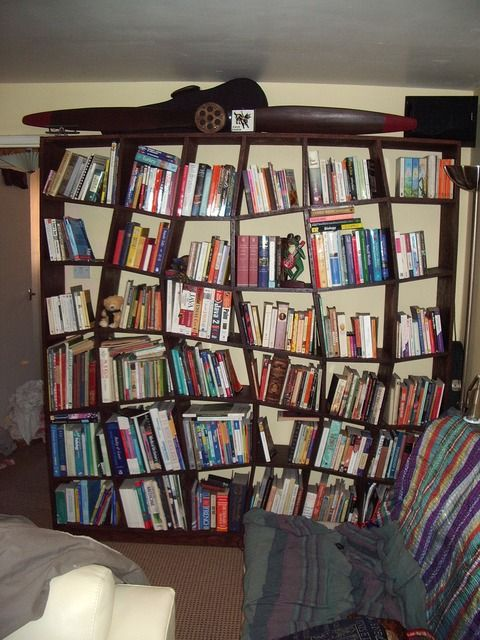 Forget selfies, we want to see your shelfies Selfies may have dominated 2013, but we think a snap of your bookshelf is far more interesting...