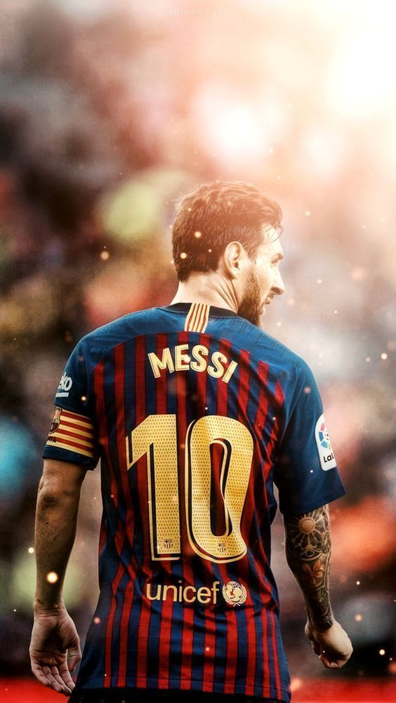 Epico Messi Wallpaper 2020