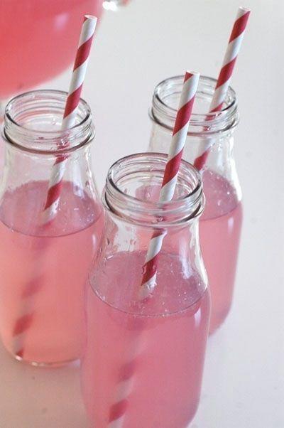 6 Mini Glass Milk Bottles & Lids Vintage Wedding Favours Party Bags Baby Shower in Home, Furniture & DIY, Wedding Supplies, Tableware & Serveware   eBay