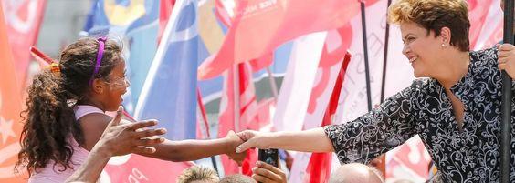 Por Dentro... em Rosa: Dilma: o país está mais sólido do que no passado
