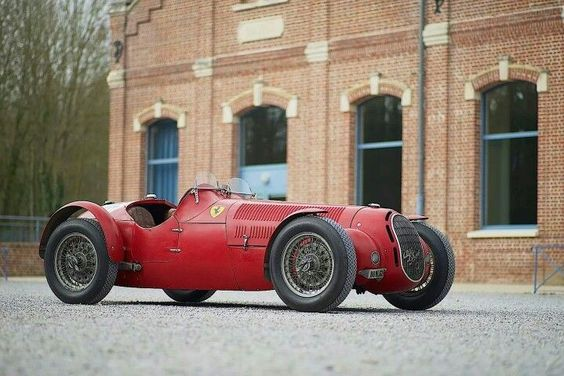 """mike's classic on Twitter: """"#AlfaRomeo in #ScuderiaFerrari colors. All the best for all my followers! https://t.co/2vc9BSUPuM"""""""
