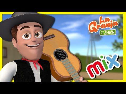 La Granja De Zenón Las 35 Mejores Canciones De La Granja 1 2 Y 3 En Hd Youtube Mario Characters Character Fictional Characters