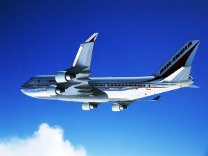 Avión de Air India