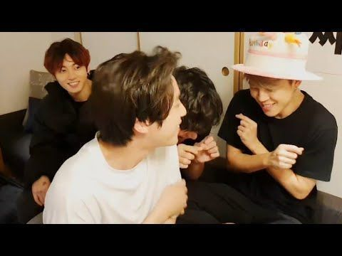 191203 Eng Sub Bts Vlive Playing Games At Jin S Birthday Happy Birthday Jin Jinday Jinbirthda In 2020 Funny Happy Birthday Pictures Happy Birthday Games To Play