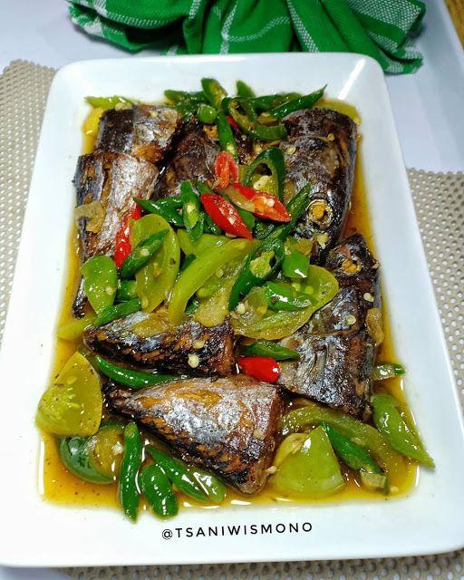 Resep Tongkol Cabe Ijo Bikin Boros Nasi Mak Resep Spesial Di 2020 Resep Ikan Resep Masakan Masakan