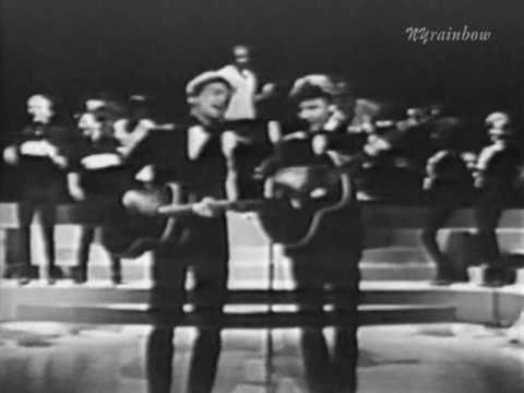 The Everly Brothers - The Price Of Love (Shindig! 1965)