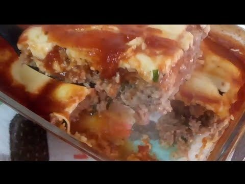 Carne Moida A Parmegiana Com Pao Amanhecido Parmegiana De Carne