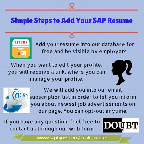 See this image and find some simple steps to get the desired - sample sap bw resume