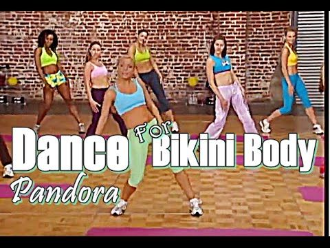 30 Minutes Aerobic Dance Workout To Lose Belly Fat - Cardio Workout At Home For Women No Equipment - YouTube