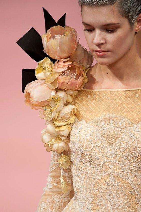 Plays With Needles: Brides, Couture and Culture