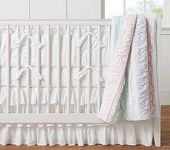 Nursery Bedding For Girls | Pottery Barn Kids