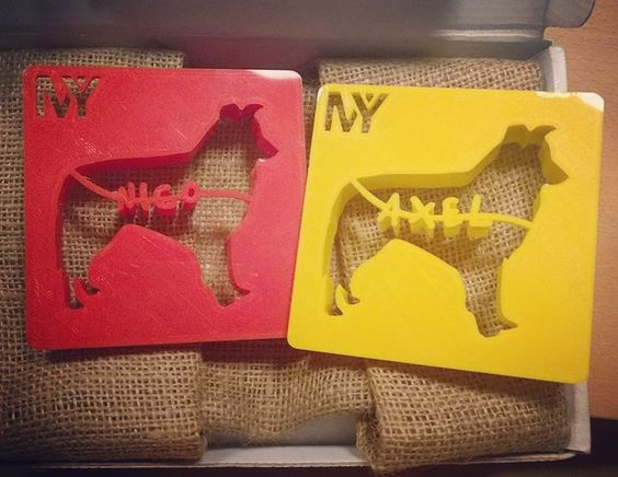 Have you decided on xmas gifts yet? Order before 10th December and get your cookie cutter in time for the holidays!! by makerybrussels