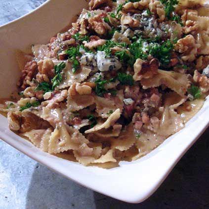Pasta-w--Walnuts-a-Gorgonzola | Food/ Pasta & Sides | Pinterest ...