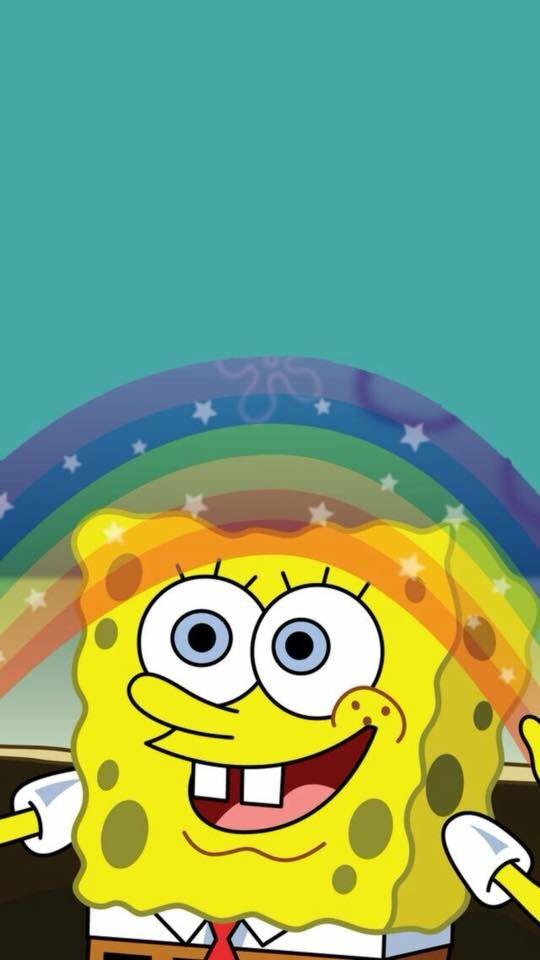 Pin By Allison Holderby On Lockscreens Spongebob Wallpaper