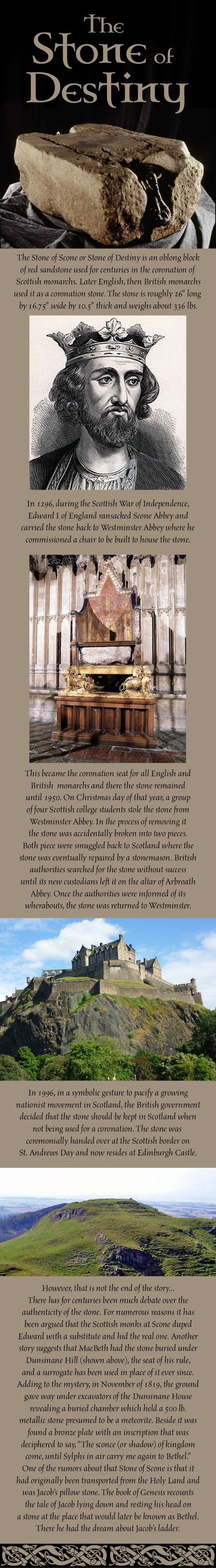 The story of Scotland's Stone of Scone.